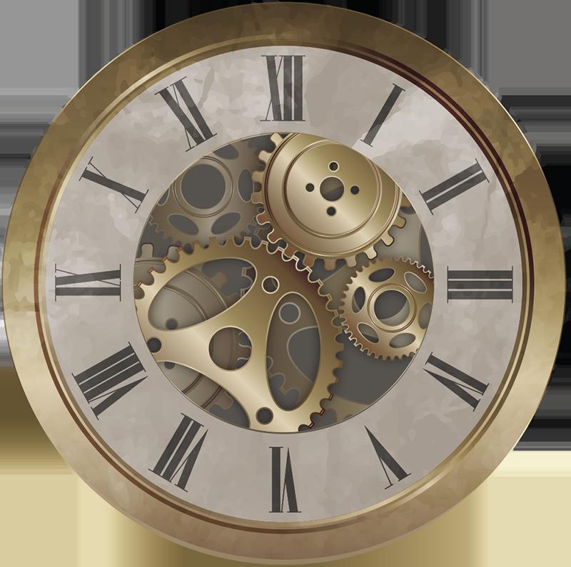 TenStickers. Nalepka ure orsay. Okrasite svoj dom s čudovito stensko uro! +10. 000 zadovoljnih strank.