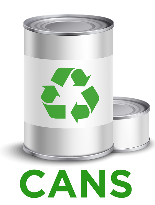TenStickers. Recycling Cans Bin Sticker. The Recycling Cans Bin Sticker acts as a perfect wheelie bin label. This eco-friendly sticker is often purchased to be used as a wheelie bin label.