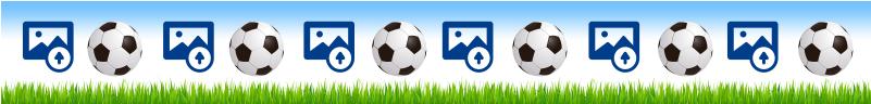 TenStickers. Autocolante personalizado azulejo futebol. Decore as paredes dos teus filhos com este magnifico autocolante personalizado azulejo de futebol para dar outro toque a este.