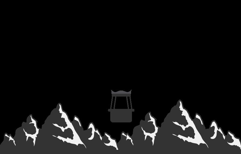 Tenstickers. Berg macbook klistermärke. Dekorera din macbook med detta fantastiska berg-tema dekal! Lätt att applicera.