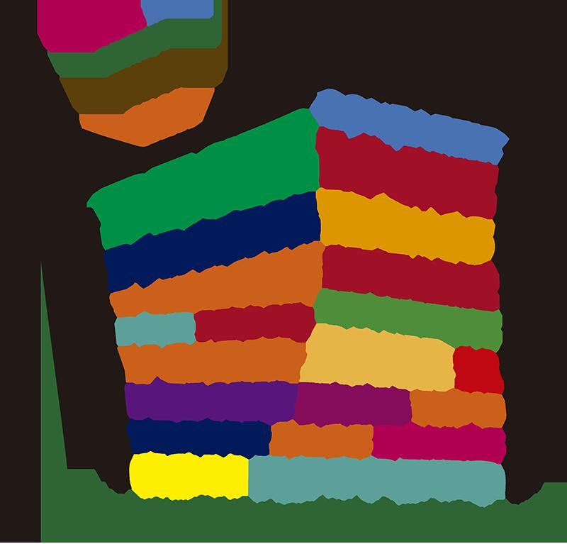 TenVinilo. Adhesivo hogar normas de respeto en la casa. Vinilo pared frase para tu casa con una serie de frases en vivos colores para crear una pautas de comportamiento ideales en tu hogar. Envío Express