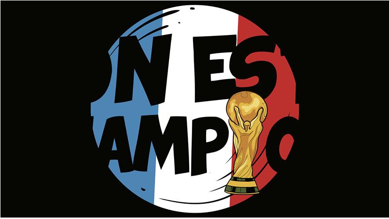 TenStickers. Sticker Foot Sticker On est Champion!. La planète a été à nous car nous sommes Champions Du Monde ! Ce sticker football est là pour le prouver et pour votre maison. Livraison Rapide.