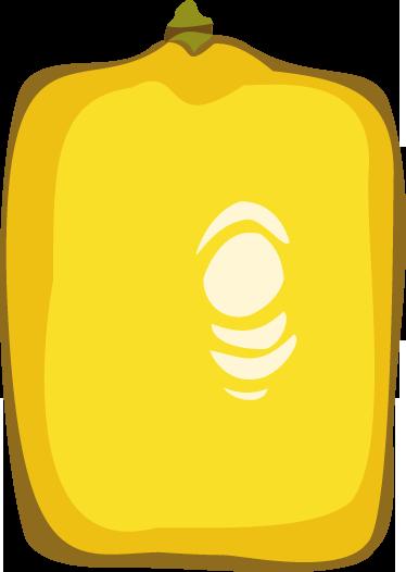 TENSTICKERS. 食料品プロモーションカスタマイズ可能なビニールステッカー. カスタマイズ可能-プロモーション-ビジネスステッカー-あらゆる小売業に理想的なデザイン。プロモーションに最適なイエローレモンキューブデザイン。