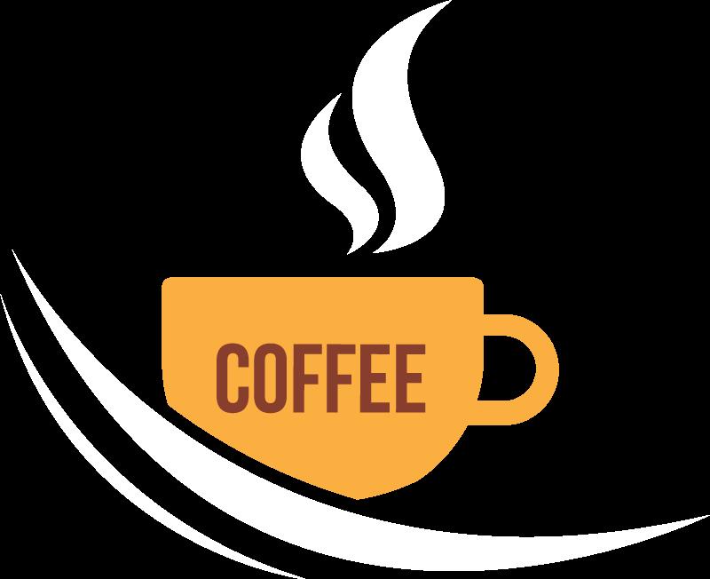 TENSTICKERS. コーヒーの家の壁のステッカーのカップ. このステッカーはコーヒーの蒸し料理とテキストのコーヒーがあなたの台所を飾る創造的な方法です。寸法はあなた自身の希望に合わせて調整することができます。