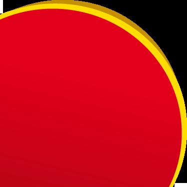 TenVinilo. Vinilo esquinero promoción negocio. Adhesivo decorativo en un vistoso color rojo para destacar cualquier aviso o descuentos interesantes en tu negocio.