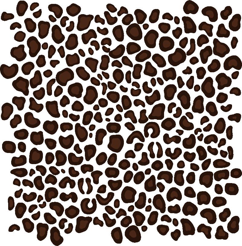 Tenstickers. Leopardi iho kotona tarra. Koristele kotiasi tämän loistavan leopardi-ihon suunnittelun avulla! Valitse koko.