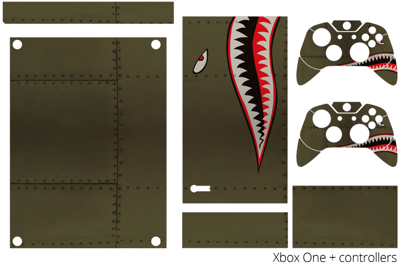 TenStickers. Shark Teeth Xbox Sticker. Furnish your Xbox with this fantastic shark themed console sticker! Sign up for 10% off.