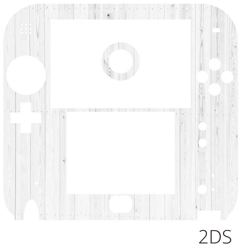 TenStickers. White Material Nintendo Sticker. Add a stylish white touch to your Nintendo with this superb console sticker! Personalised stickers.