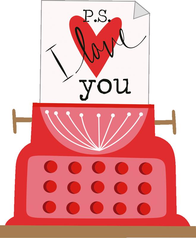 TenStickers. Wandtattoo P.s. I love you. Suchen Sie nach Abwechslung für Ihr Zuhause? Dieser Love Sticker ist die optimale Lösung zur Erfüllung Ihres Wunsches. Online-Kauf + Garantie