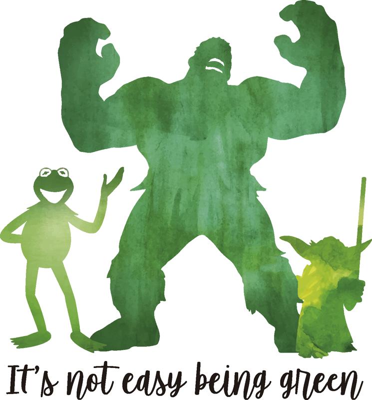TenStickers. Sticker Chambre Enfant Rana Gustavo Phrase Anglais. Découvrez comment décorer votre chambre enfant avec ce sticker super héros avec du vert et rien que du vert pour vous. Service Client Rapide.