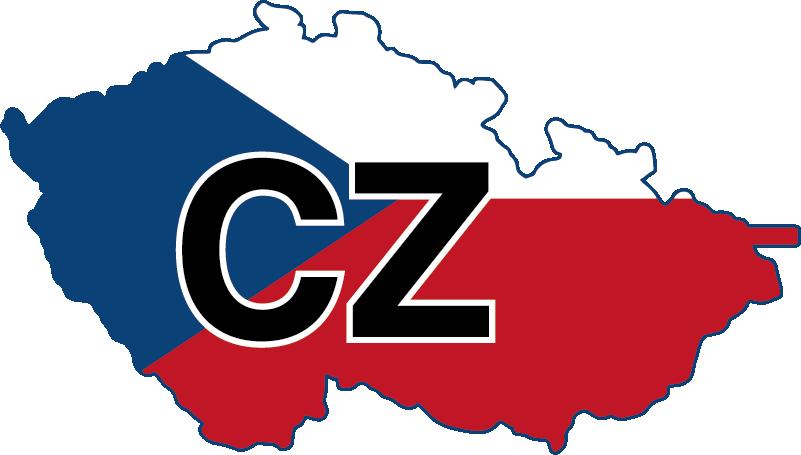 TenStickers. česká republika auto nálepka. česká republika vlajka auto nálepka na ozdobení jakéhokoli vozidla. K dispozici v jakékoli požadované velikosti. Snadno se nanáší, je samolepicí a odolný.