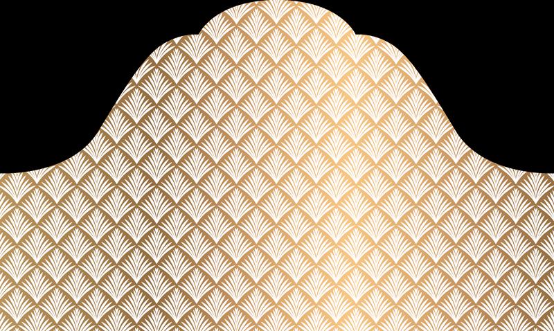 TenStickers. Sticker Mural Feuilles Dorées. Pour un autocollant tête de lit à la fois classe et naturelle, et un cachet original à votre chambre, ces motifs de feuilles dorées seront parfaits !