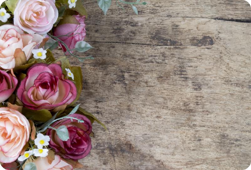 TenStickers. Růže na dřevo notebooku kůži. Růže a dřevo textury laptop nálepka design zdobí povrch notebooku v plné porci. Snadno se aplikuje a je k dispozici v jakékoli požadované velikosti.