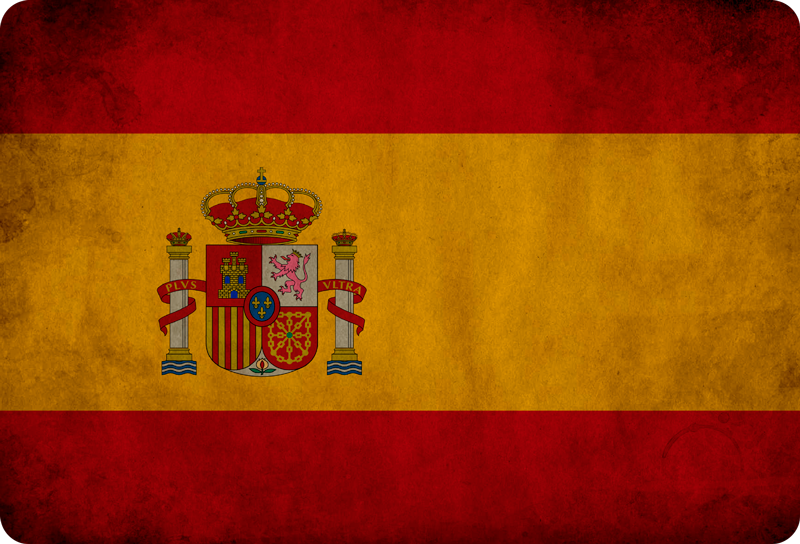 TenVinilo. Vinilo para portátiles bandera españa envejecida. Original pegatina adhesiva para portátil formada por el diseño de la bandera de España con un toque envejecido. +10.000 Opiniones satisfactorias.