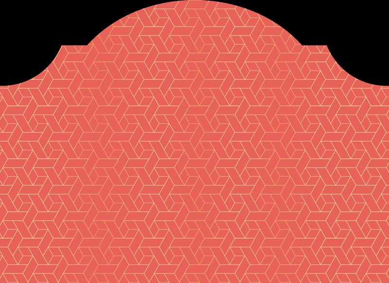 Tenstickers. Minimalistinen elävä koralli pääty seinäkoriste. Koristeellinen päätylevyn seinä tarra, jossa on minimalistisen elävän korallin muotoilu. Helppo levittää ja saatavana missä tahansa vaaditussa koossa.