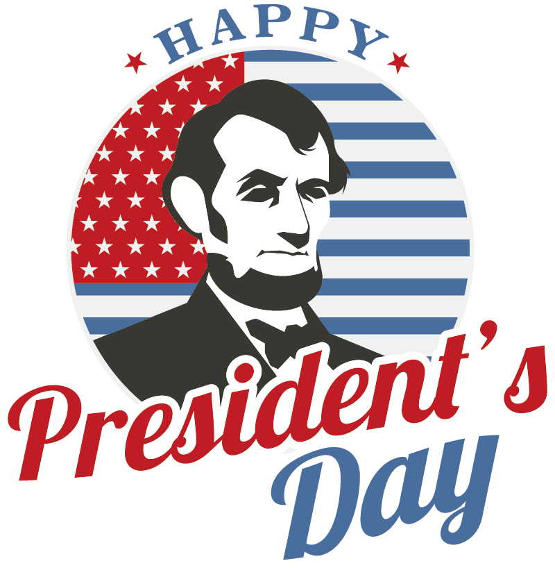 TenStickers. President´s Day Home Wall Sticker. Celebrate president´s day in the grand manner with this fantastic piece of seasonal wall decor, dedicated to that very day!