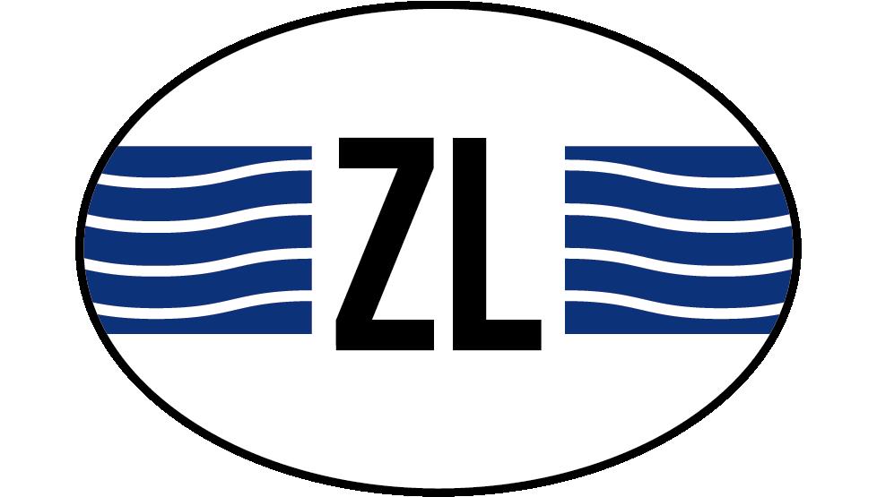 TenStickers. Autostickers Vlag Zeeland. Provincie vlag Autostickers en vlaggen autostickers  voor autobumper en autoruit. Bijvoorbeeld: Zeeland vlag sticker en Zeeland vlag autostickers!
