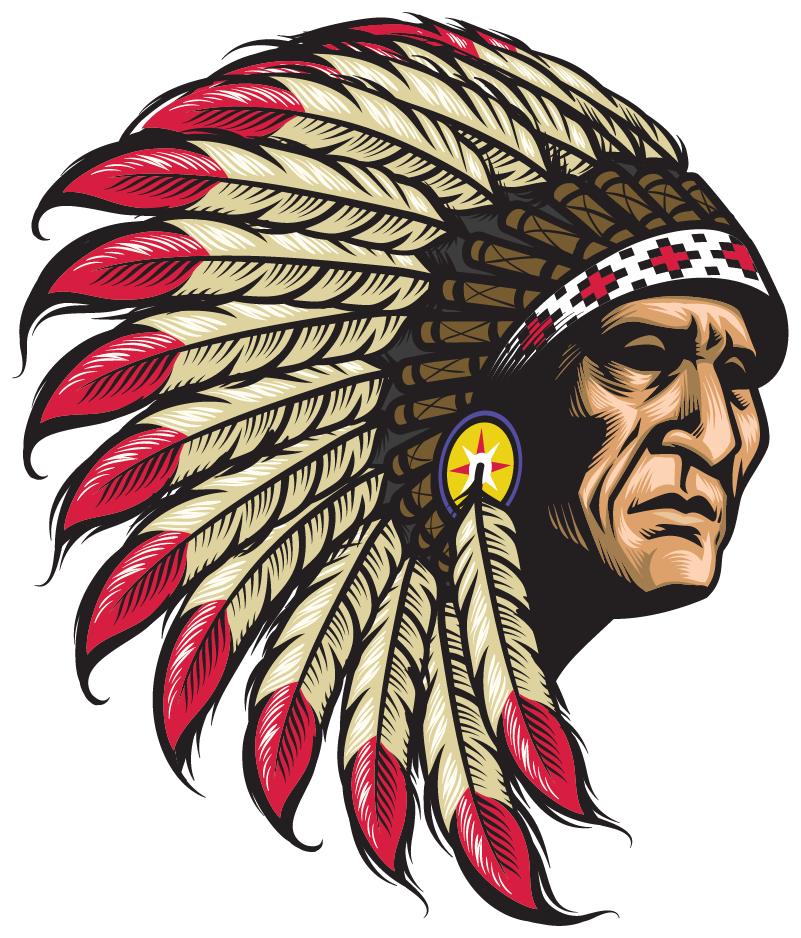 TenVinilo. Vinilo para vehículo Indio apache. Original pegatina adhesiva ideal para decorar un vehículo formada por la ilustración realista de un indio apache. Precios imbatibles.