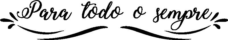 TenStickers. Autocolantes originais Para todo o sempre. Adesivo para casa ótimo para comemorar o São Valentim É um autocolante texto muito elegante que pode escolher a cor que achar melhor.