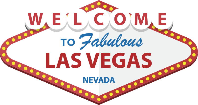 TenStickers. Welcome to Las Vegas Vinyl Sticker. Pay tribute to the magic of Las Vegas with this absolutely superb wall sign sticker depicting the sign to it! Discounts available.
