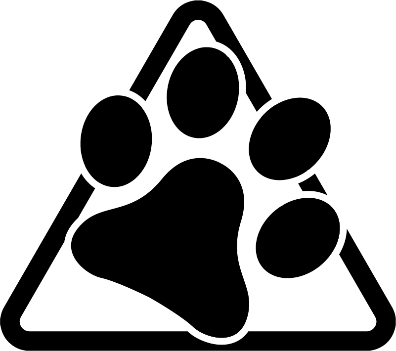 TenStickers. Dog Paw Car Sticker. If you like your car, but more importantly you like bringing your pet in your adventures, we have the car decal you need, for you and your pet !
