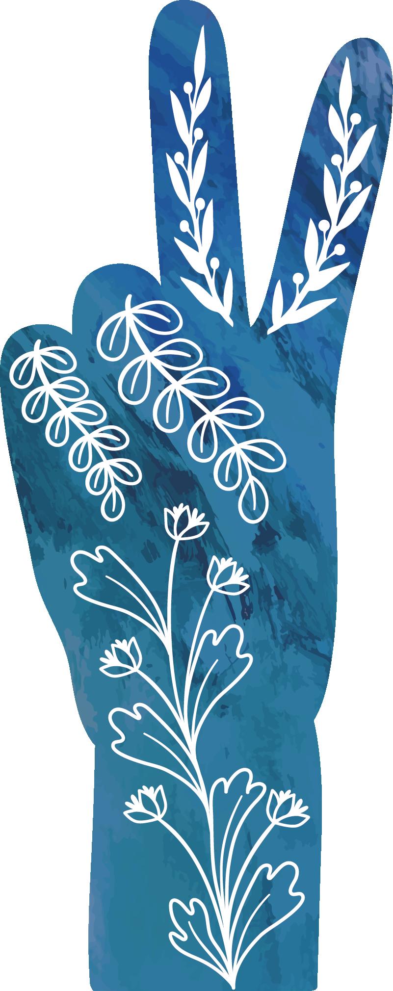 TenStickers. Muurstickers ornament V de la Victoire. Met deze originele 'V de la Victoire' laptopsticker kan je je Macbook of Windows laptop een persoonlijke touch geven en opvrolijken.