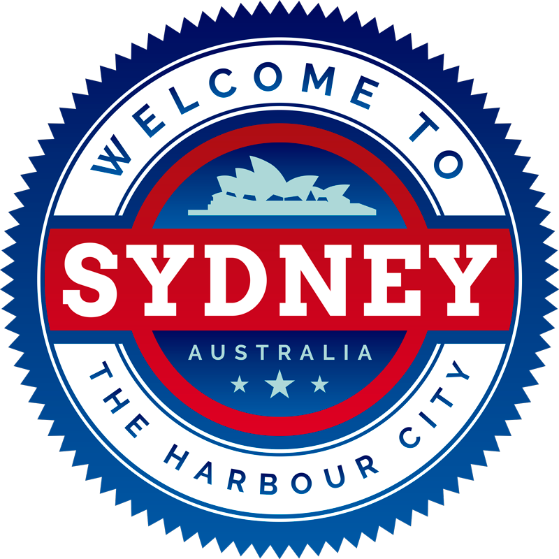 TenStickers. Welcome to Sydney Vehicle Sticker. If you love the amazing city of Sydney (let´s be honest, who doesn´t), then you will adore this fantastic car sticker! Personalised stickers.