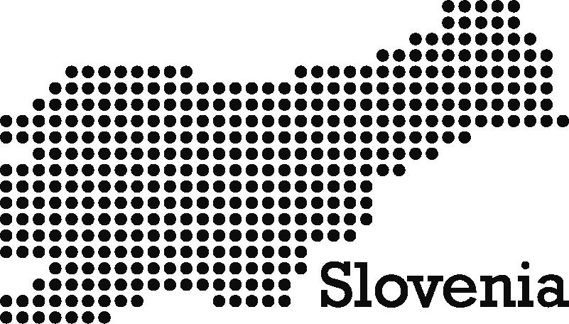 TenStickers. Silhouette map slovenija dnevna soba stena dekor. Silhouette map slovenia wallstickers je kot nalašč za vašo osebno spalnico. Uživajte v tej wallstickerju silhouette map slovenia in map slovenia wallsticker