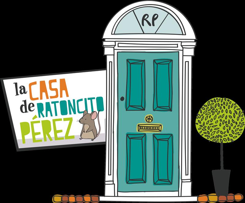 TenVinilo. Vinilo cuento infantil casa ratoncito Pérez. Original pegatina para habitación infantil formada por el dibujo de la puerta de la casa del Ratoncito Pérez. Precios imbatibles.