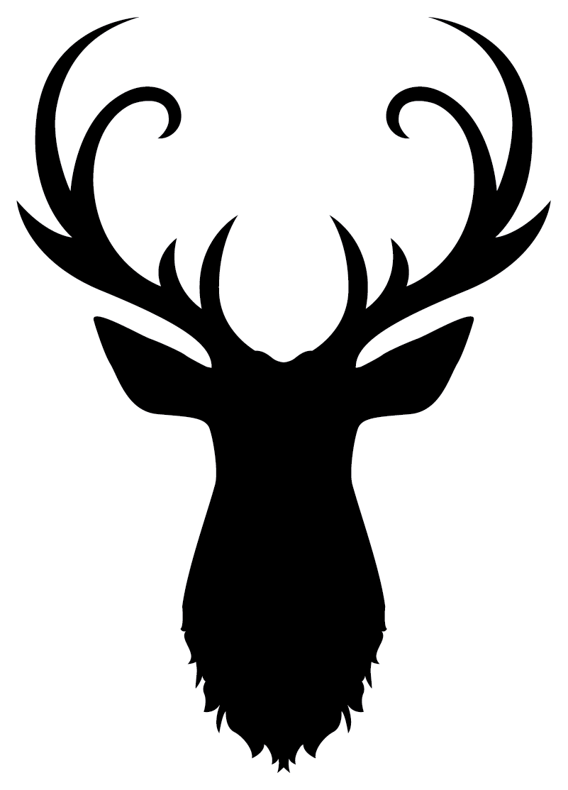 TenStickers. Deer silhouette Car Sticker. Then this animal vehicle sticker might just be the thing you have been searching for to add that final touch of deer decor to your vehicle!