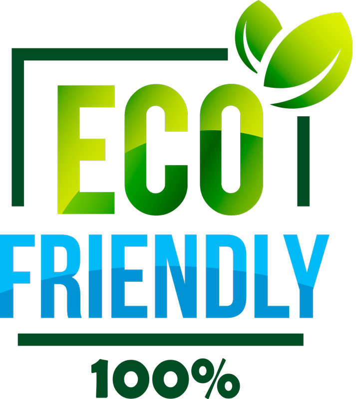 TenStickers. 100% Eco Friendly Home Wall Sticker. Show the world how environmentally conscious you are with this super cool 100% eco friendly wall sticker. Free worldwide delivery available!