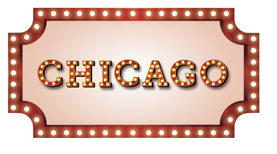 TenStickers. Chicago Sign Living Room Wall Decor. Pay tribute to the wonderful city of Chicago with this superb sign sticker depicting the city´s name! Anti-bubble vinyl.