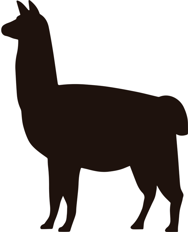 TenStickers. Llama Samsung Phone Sticker. Calling all llama fans! The llama is one of the most adorable animals in the world and truly deserves a place on your Samsung!