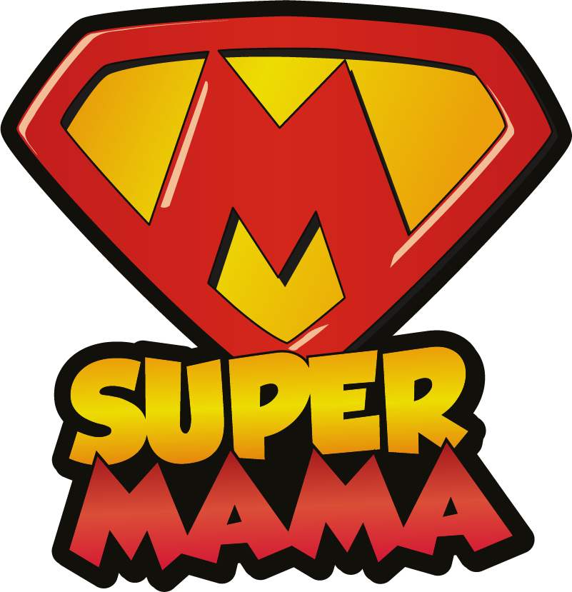 TenStickers. supermama huawei stikcer. Decorative hauwei phone sticker with a supermama text designed in a lovely graphic print. Easy to apply without wrinkles.