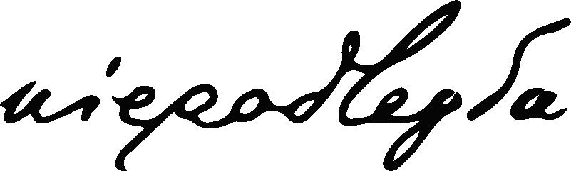 """TenStickers. Naklejka na ścianę Napis logo Niepodległa. Naklejki patriotyczne z napisem """"Niepodległa"""" - logo 11.11.2018. Sprawdź odjazdowe naklejki samochodowe z napisem dostępne w różnych kolorach."""