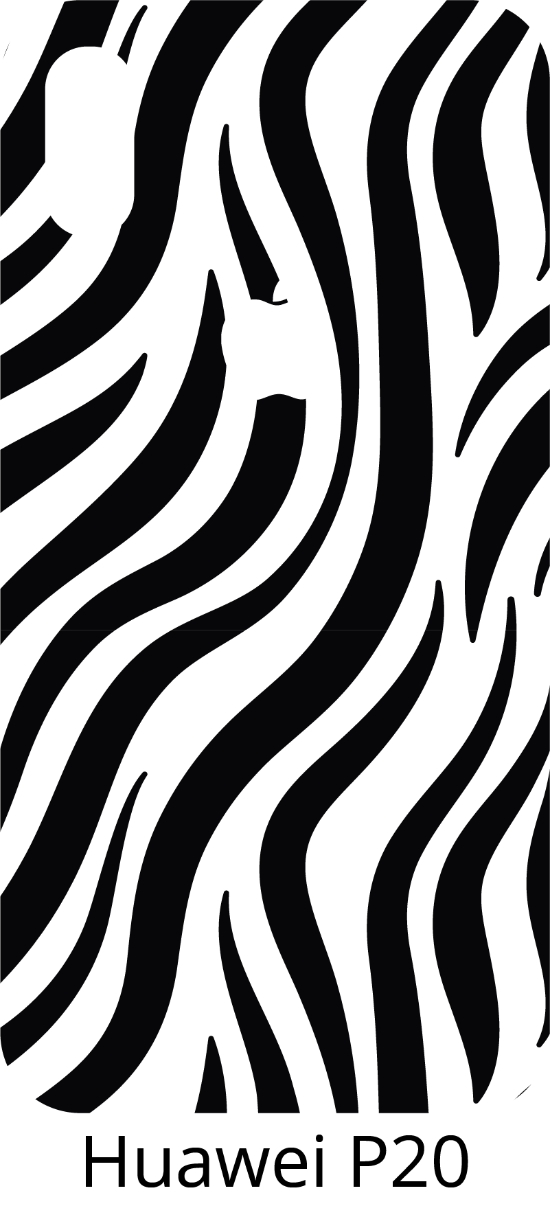 TenStickers. Zebra Texture Huawei Sticker. Decorate your Huawei with this fantastic zebra skin themed phone sticker, ideal for those who want to stand out! Sign up for 10% off.