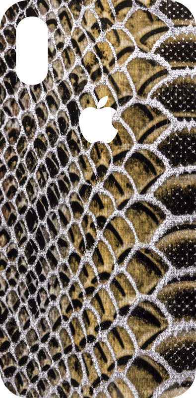 TenStickers. Snake Texture iPhone Sticker. Add some gorgeous and stunning snake skin to your iPhone with this fantastic iPhone sticker depicting snake skin! Personalised stickers.
