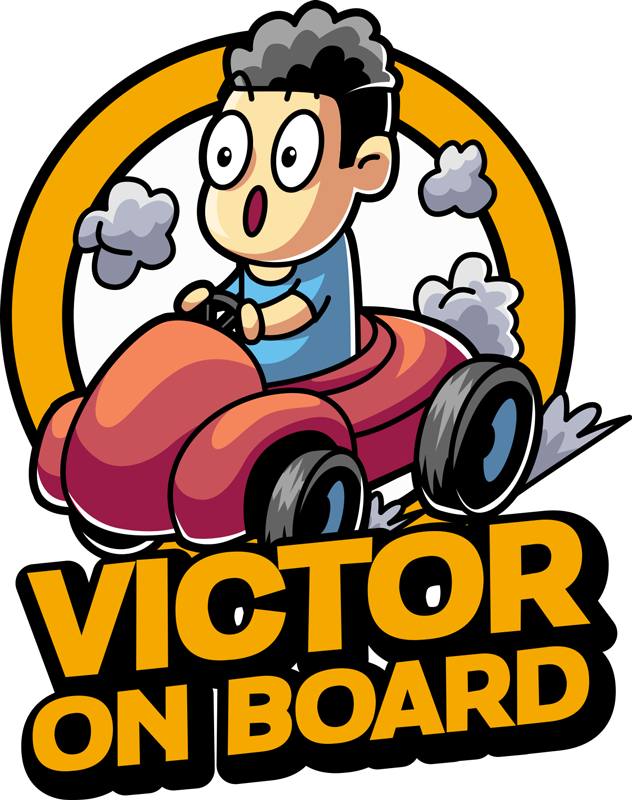 Tenstickers. Barn (navn) ombord på kjøretøyet klistremerke. Fint barn (navn) ombord klistremerke for deg! Dekorere veggene dine med vårt kreative barn om bord på bilstifter og barn ombord klistremerker.