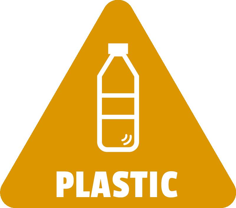 TenStickers. Plastic sticla - autocolant de reciclare. Autocolantul de reciclare a buteliilor de plastic este o necesitate pentru cei care au o valoare cu adevărat reciclată. Coșurile noastre pentru gunoi pentru reciclare ajută la salvarea energiei planetelor