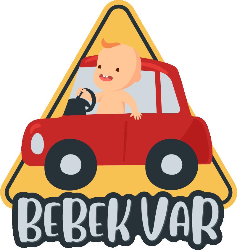 TenStickers. Bebek sürüş araba vynil sticker. Güvenlik, bir çocuğa sunabileceğimiz en iyi şeydir. Bu araba etiketi trafikte bulunan herkese çocuğunuzla birlikte olduğunuz bilgileri sağlayacaktır.