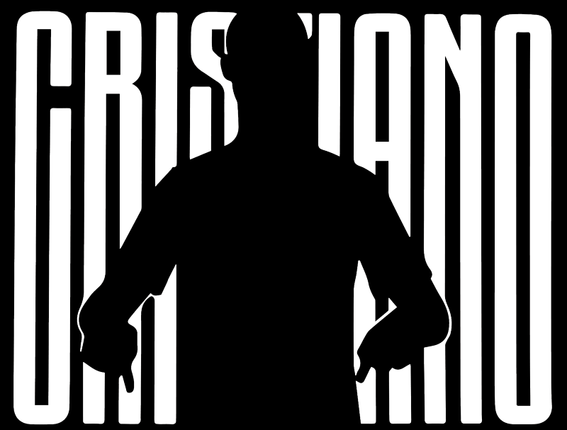 TenStickers. Cristiano Silhouette football wall sticker. Celebrate the career of one of the greatest footballers of all time with this awesome Cristiano silhouette wall sticker. Worldwide delivery!