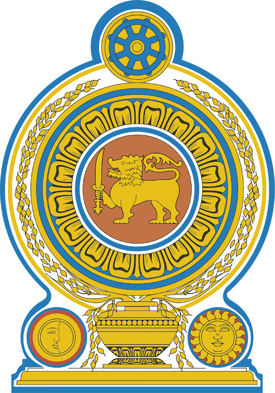 TenStickers. Sri Lanka Emblem Home Wall Sticker. Celebrate the rich culture of Sri Lanka with this epic looking Sri Lanka emblem wall sticker. Free worldwide delivery available!