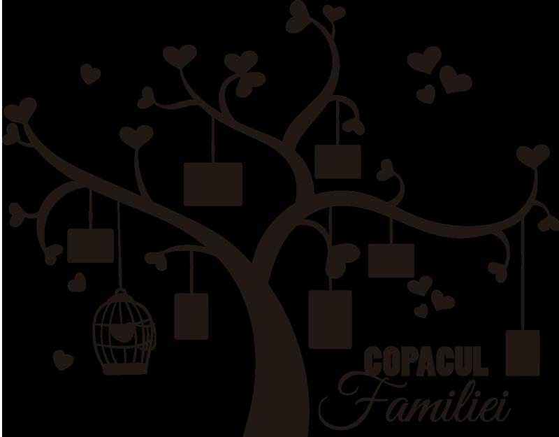 Copacul familiei in engleza