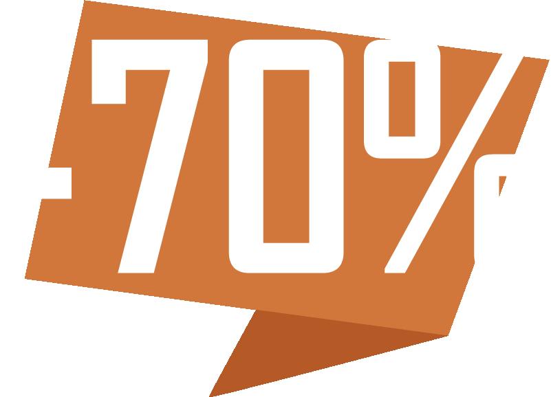 TenStickers. Sticker Entreprise soldes pourcentages. Cet adhésif soldes est idéal pour votre vitrine de magasin et attirer les clients! Facile d'application et service client rapide.