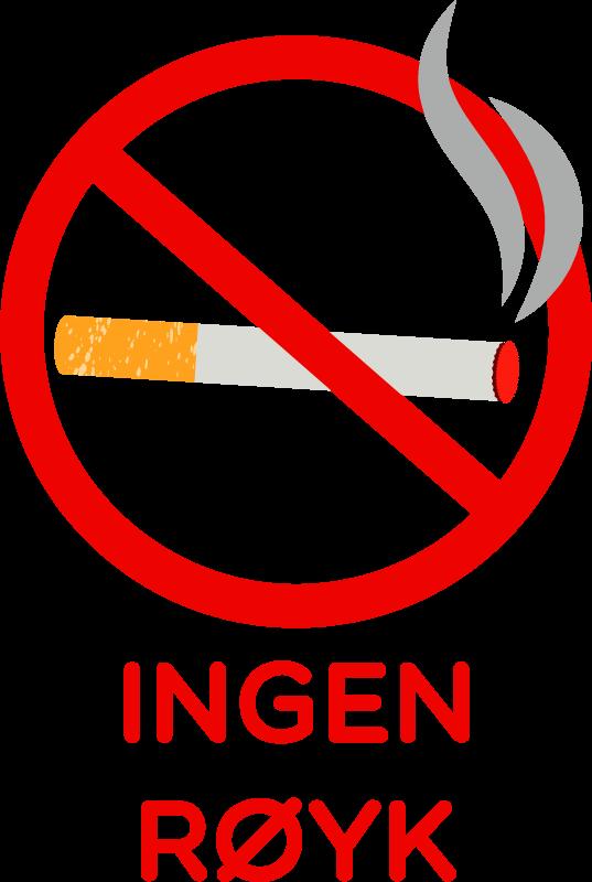 Tenstickers. Ingen rykende forretning klistremerke. Hvis du har en røykfri policy i restauranten din, eller i baren eller butikken din, kan du bruke dette skiltetiketten på veggen eller på butikkvinduet