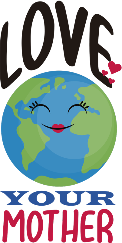 TenStickers. Climate Change Earth Kids Sticker. Show off to the world just how much you love the planet that we all inhabit with this amazing climate change wall decal. Worldwide delivery!