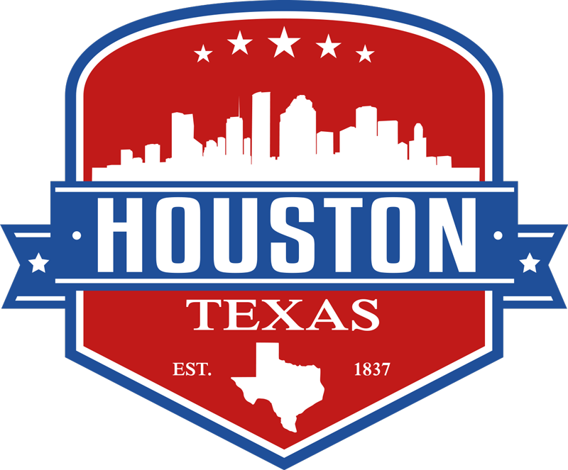TenStickers. Houston Skyline Wall Decal. Show the world your pride for your beautiful city with this amazing Houston skyline wall sticker. Choose from a wide range of sizes!