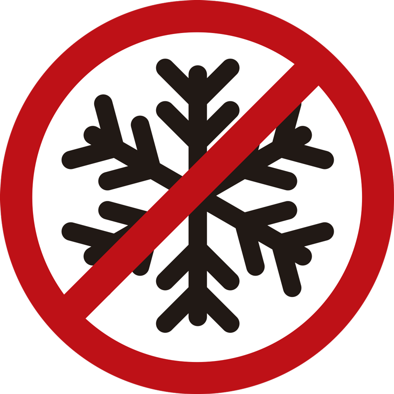 TenStickers. No Snowflakes Car Decal. Keep out those special snowflakes with this amazing no snowflakes political bumper sticker. Free worldwide delivery available now!