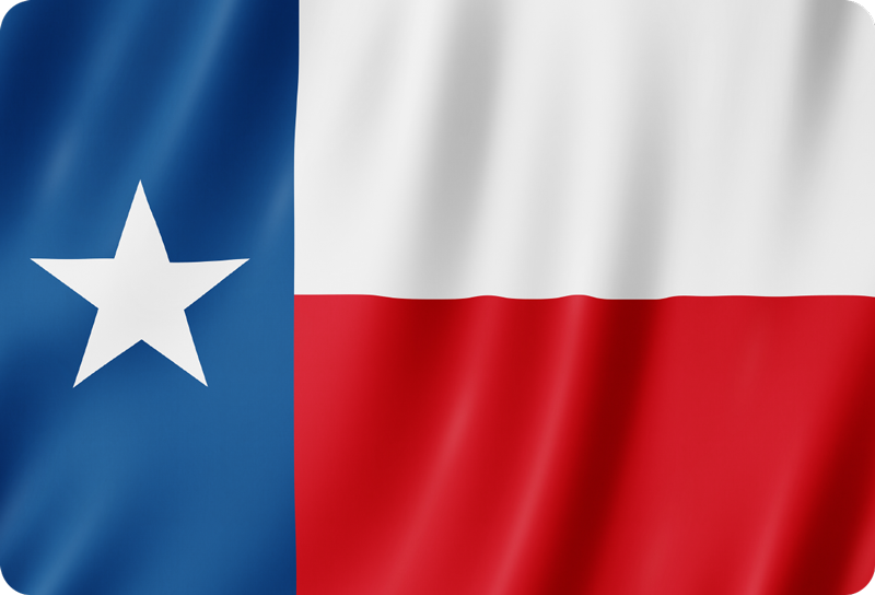 TenStickers. Texas Flag Laptop Skin. Show the world just how much you love your state this amazing Texas flag laptop sticker. Free worldwide delivery available!
