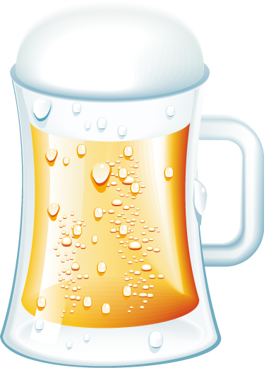 TenStickers. Pint of Beer Wall Sticker. Kitchen Stickers - Ice cold beer! Decorate cupboards, walls or kitchen appliances with this sticker.